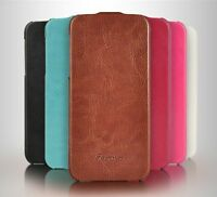 Luxury Vertical Flip PU Leather Hard Case Skin Cover Pouch For iphone 5/5G/5s/SE