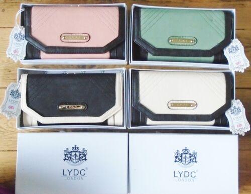 LYDC Créateur Sac à Main//Portefeuille Avec Boîte Cadeau-Idée Cadeau