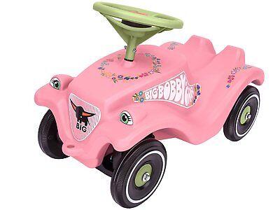 Konstruktiv Big Bobby Car Classic Flower #56110 Bobbycar Rutscher Rosa ~ Neu ~ Modische Muster Bobby Car