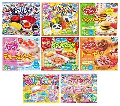 Kracie DIY Popin Cookin Sushi Bento Hamburger Donut Making Kit MADE IN JAPAN