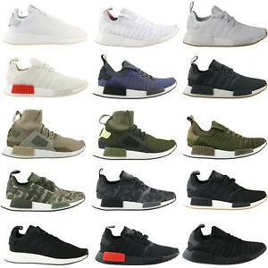 best website a99d9 1367a Image is loading Adidas-Originals-NMD-r1-r2-xr1-STLT-Primeknit-