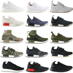 buy popular 664d4 8402c La imagen se está cargando Adidas-Originals-nmd-r1-r2-xr1-stlt-primeknit-