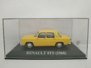 1-43-RENAULT-8-TS-R8-8TS-1968-IXO-COCHE-DE-METAL-A-ESCALA-SCALE-DIECAST