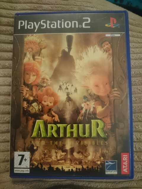Arthur and the Invisibles: The Game (Sony PlayStation 2, 2006)