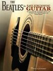 The Beatles for Easy Strumming Guitar Gtr Book by Hal Leonard Corporation (Paperback, 2013)