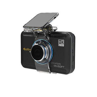 NEW Hyundai MnSOFT R500DL Softman Black box Dash Cam 2CH 16GB