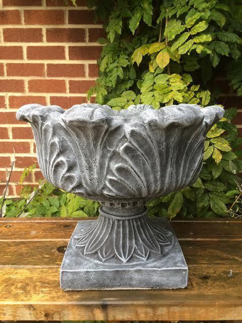 Rose Planter Garden Ornament Latex & Fibreglass Mould/Mold Item (PLANTER8)
