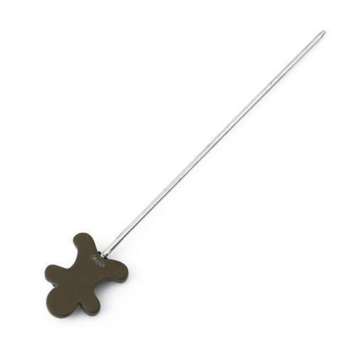 Stainless Cake Biscuit Tester Needle Skewer Long Stirring Rod Testing Tool ONE