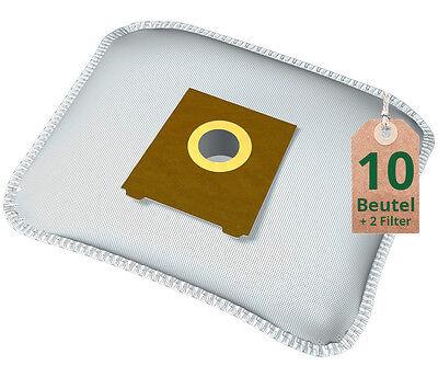 Super 10 Staubsaugerbeutel passend für Siemens VS 10000-10999