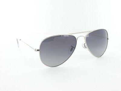 Sunvision Special Sv3025m Silver Grey Polarized Pilotenbrille Damen, Herren SchnäPpchenverkauf Zum Jahresende