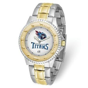 NFL Tennessee Titans Men Competitor Watch Style: XWM3359 ...