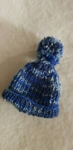 Pompom-Hat-With-Ear-Holes-For-Approx-5-7-8-7-1-8in-Bears