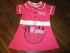 Girls BEAUTICIAN / HAIRDRESSER fancy dress costume 3-4-5 years VGC