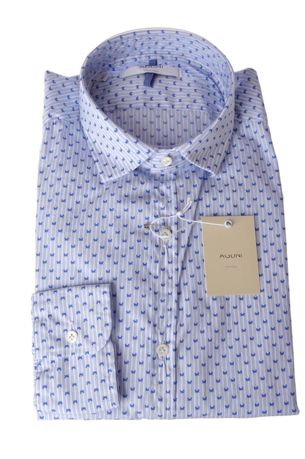 Aglini  -  Shirts - male - 302827A184016