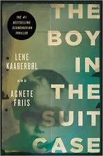 SIGNED 1st US print The Boy in the Suitcase by Agnete Friis and Lene Kaaberbøl
