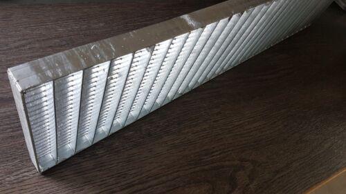 Rinnenrost Industrie Gitterrost 300x1200 MW30//10 Tragstab 30//2 mm