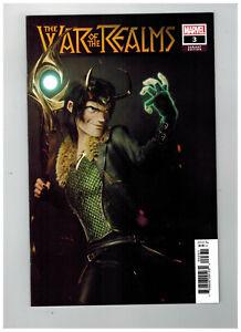 WAR-OF-THE-REALMS-3-1st-Printing-Hugo-Variant-1-25-2019-Marvel-Comics