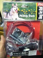 Pickup Bed Dog Tie Out Cable Kit For Up To 60 Lbs Chevy Gmc Ford F150 Dodge Ram