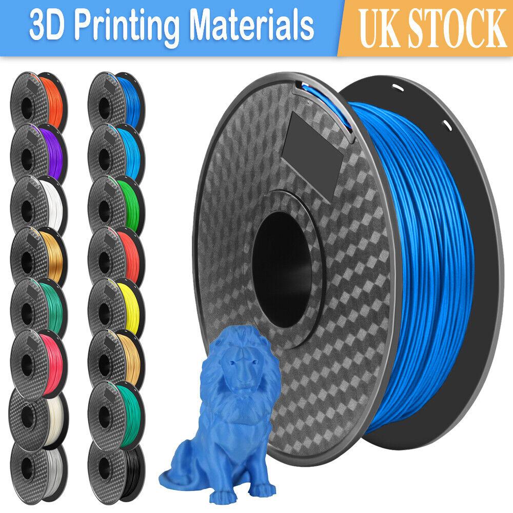 3D Printer Filament PLA+ PETG Printing 1.75mm 1KG Various Colours Available Make