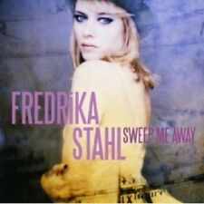 FREDRIKA STAHL - SWEEP ME AWAY  CD JAZZ / TRADITIONAL SWING / POP  NEU