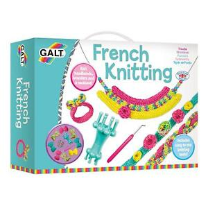 Galt-Toys-Creative-Cases-French-Knitting-set-FREE-amp-FAST-DELIVERY