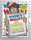 Where's Wally? Mega Mini Collection by Martin Handford (Hardback, 2008)