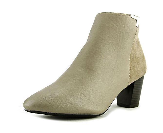 Karen Scott Gahriet Women US 9 Nude Ankle Boot