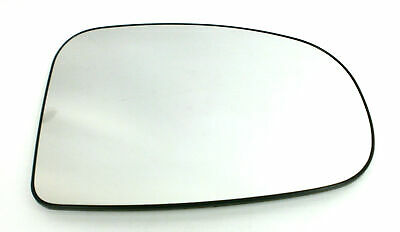 Left side Wide Angle Wing mirror glass for Toyota iq 09-15