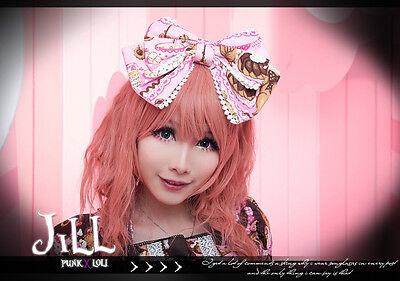 Lolita fantasy LULU squirrel family pastry mill dolly Maid headband JM2005