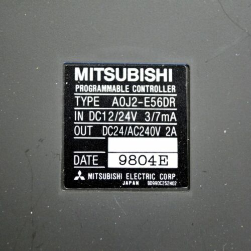Mitsubishi A0J2-E56DR Programmable Controller USED