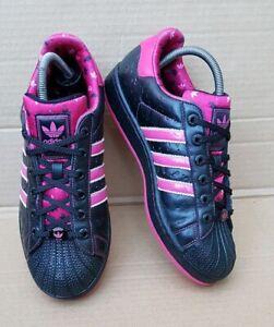 scarpe adidas nere e rosa