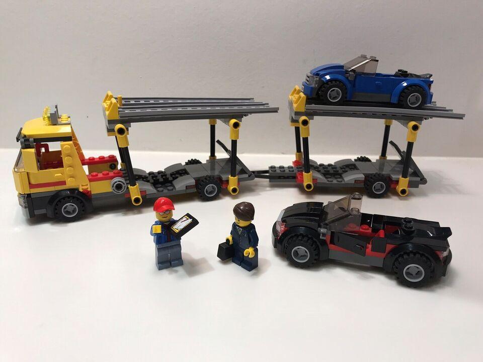 Lego City, Auto Transporter 60060