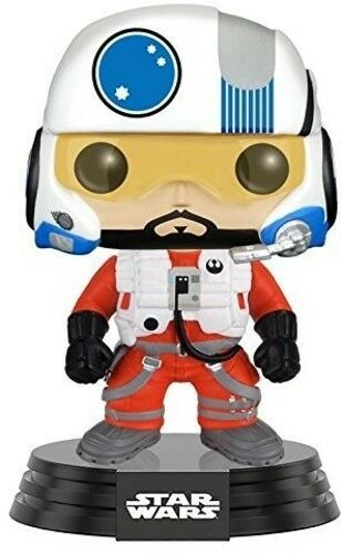 2016, Toy NUOVO Star Wars Funko Pop Snap Wexley Ep7