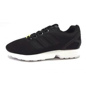 Zx Corsa Ginnastica J Uomo Nero Flux Fitness Scarpe Adidas Running Sportive PFaqpp