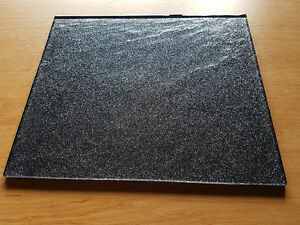 Fused Glass Golden Sand Glitter Placemats 300 x 250mm /& 300x200mm
