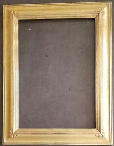 20 X 28 14 Hand Carved Picture Frame In Genuine 22k Gold Leaf