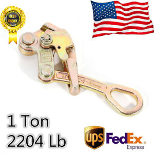 Multifunctional-Cable-Wire-Rope-Haven-Grip-Puller-Pulling-2204Lb-Alloy-steel-USA