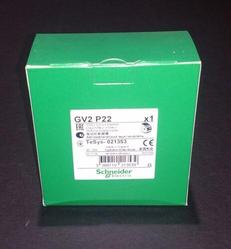 New GV2P22