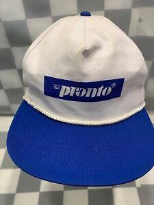 Pronto Auto Parts >> Pronto Auto Parts Snapback Adult Cap Hat Ebay