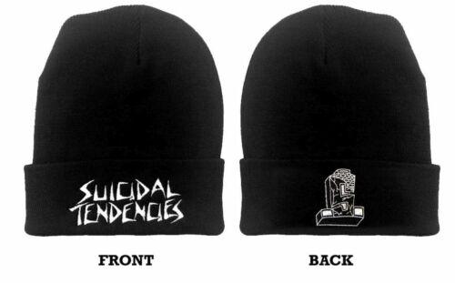 SUICIDAL TENDENCIES classic BEANIE ST Logo Dogtown Punk
