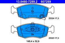 Scheibenbremse HELLA PAGID 8DB 355 016-231 Bremsbelagsatz Vorderachse
