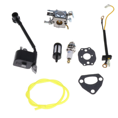 Chainsaw Parts Carburetor Ignition Coil Fits for Husqvarna 36 41 136 137 141