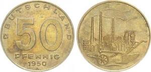 GDR 50 Pfennig 1950 A Mint State (7)