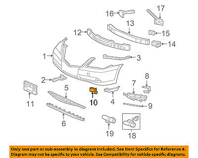 Honda Genuine 71104-T5R-A00ZD Towing Hook Cover