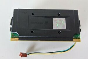 Intel-Pentium-III-450Mhz-512KB-CPU-w-attached-fan-Heatsink-SL37C-SL3CC
