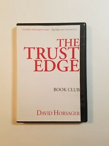The Trust Edge Book Club Dvd By David Horsager 9780981590219 Ebay
