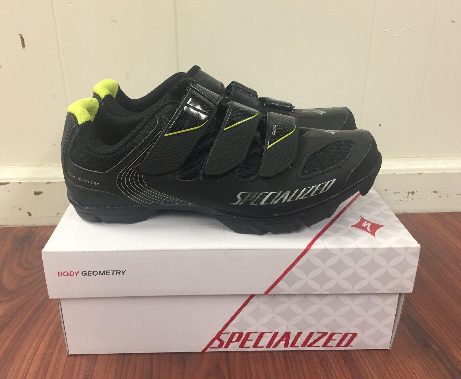 Specialized Wouomo Riata Cycling scarpe Dimensione 36 EU 5.75 US New in Box