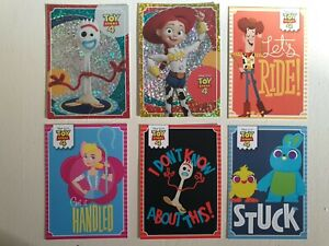 Card TS22 Panini Toy Story 4