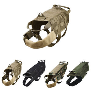 Service Dog Vest With Pouches