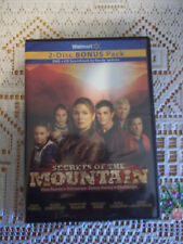 Secrets Of The Mountain Walmart 2-Disc Bonus Pack DVD + CD Soundtrack